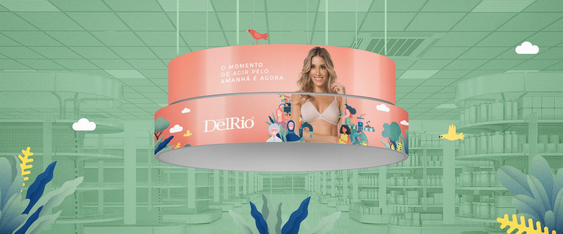 Campanha de Sustentabilidade - DelRio