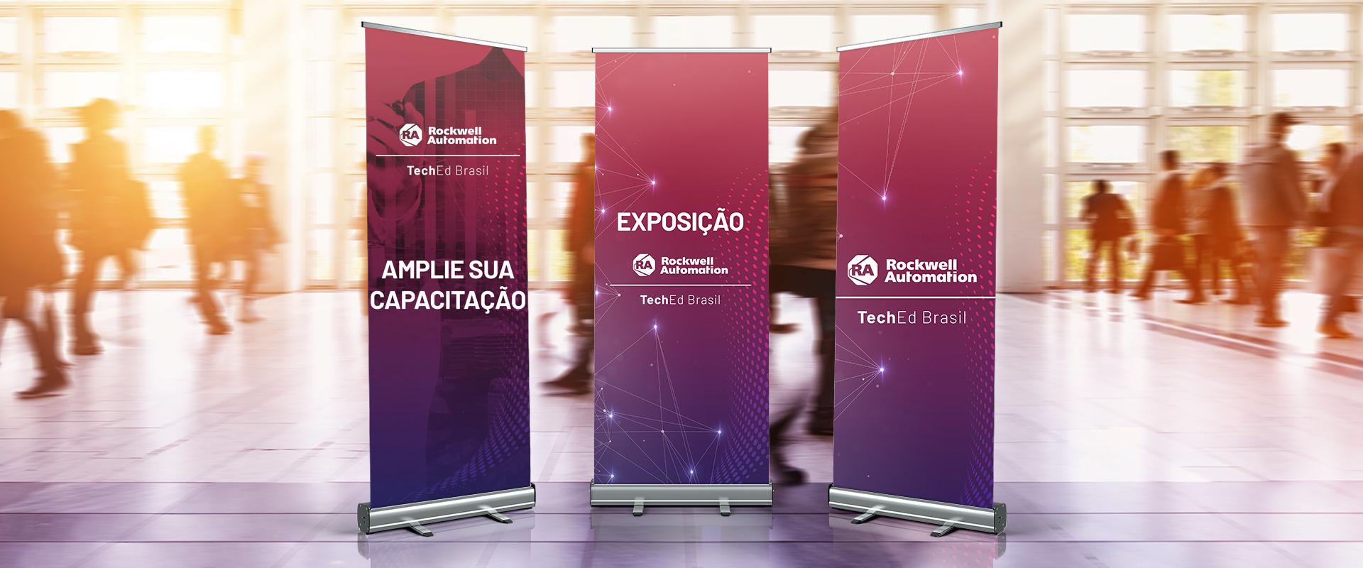 Criação que engaja: TechED Brasil conta com suporte da Impulsa
