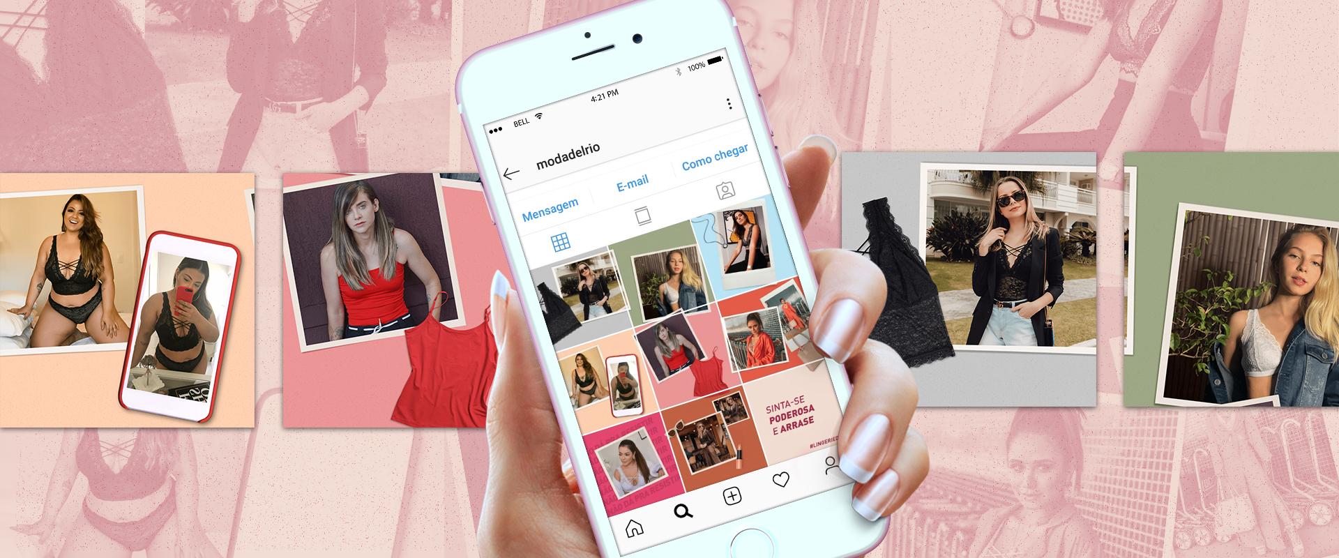Ações com influencers ampliam a presença da DelRio no digital